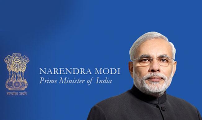 Modi first year