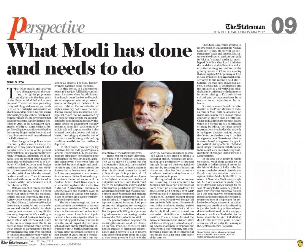 Statesman Delhi - 2