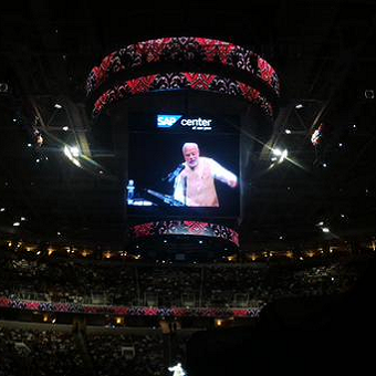 Image for Modi in US_SAP Centre