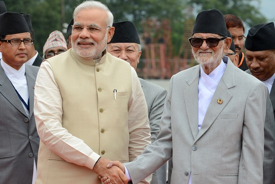 Image for India-Nepal Relations