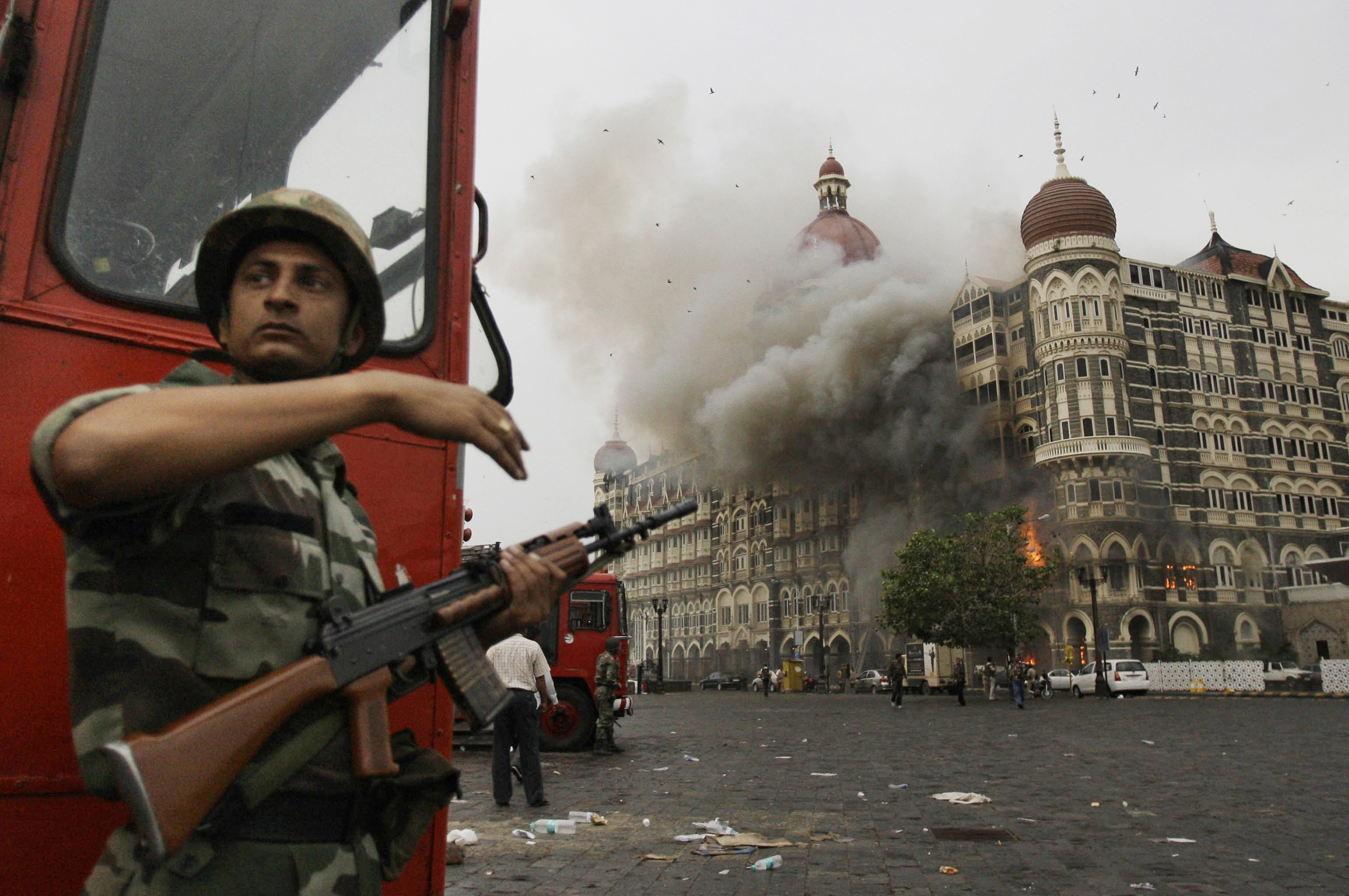 an analysis of the issue of terrorism in india